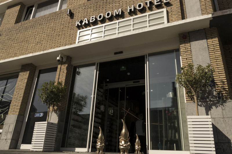 Aankomst goud kaboom hotel kabouters Gnome League 5